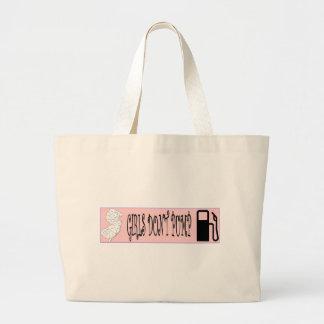 Jersey Girls Don t Pump Gas Bag