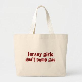 Jersey Girls Don T Pump Gas New Bag