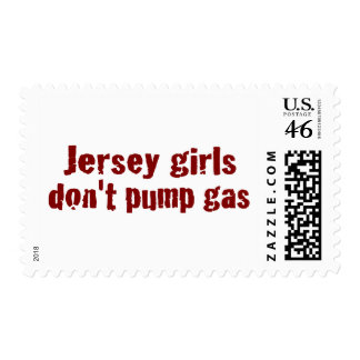 Jersey Girls Don T Pump Gas New Stamp