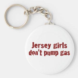 Jersey Girls Don'T Pump Gas (New) Keychain