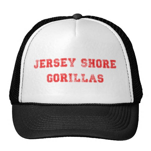 Jersey Gorillas Trucker Hats