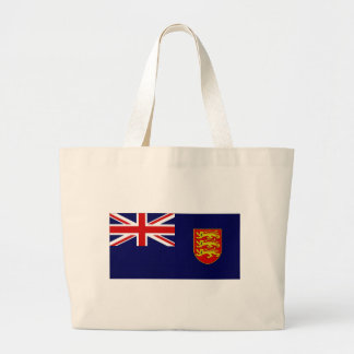 Jersey Government Ensign Large Tote Bag