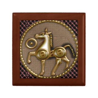jersey horse keepsake box
