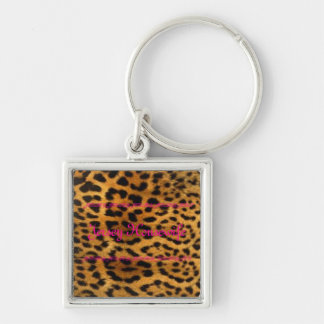 Jersey Housewife Keychain