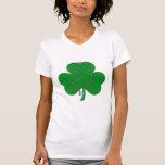 Jersey Irish Cap Sleeve Raglan T-shirt