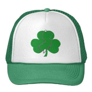Jersey Irish Trucker Hat