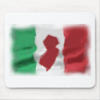 Jersey Italian Pride Mouse Pad