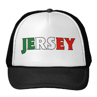 Jersey - Italy Trucker Trucker Hat