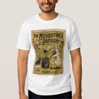 Jersey Mosquitoes Parade T Shirt