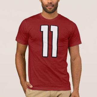 Jersey Number 11 T-Shirt