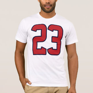 Jersey Number 23 T-Shirt