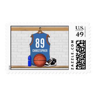 Jersey personalizado del baloncesto (LBO) Sello