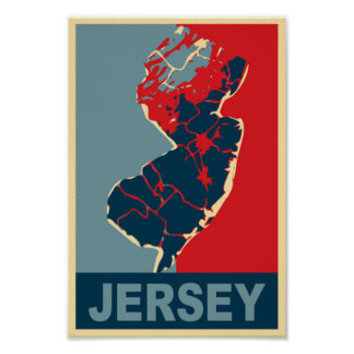 Jersey Poster