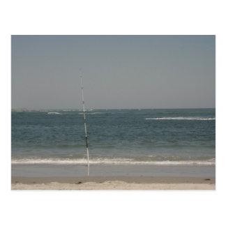 Jersey Seashore Postcard