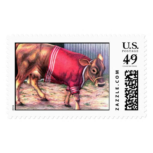 'Jersey Sello Postal