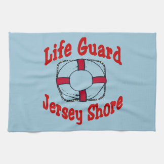 Jersey Shore beach Towels