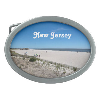 Jersey Shore Belt Buckle
