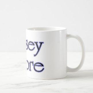 Jersey Shore blue Mug