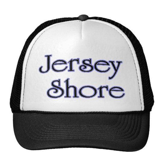 Jersey Shore blue Trucker Hat