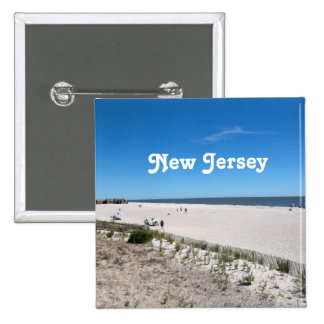 Jersey Shore Pinback Buttons