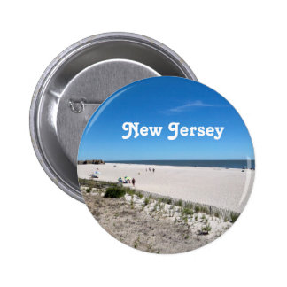 Jersey Shore Button