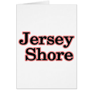 Jersey Shore Card