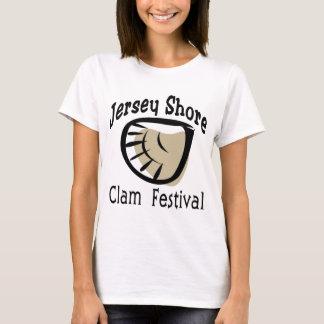 Jersey Shore Clam Fest T-Shirt