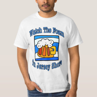 Jersey Shore Foam Tee Shirt