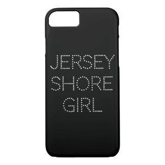 Jersey Shore Girl iPhone 7 Case