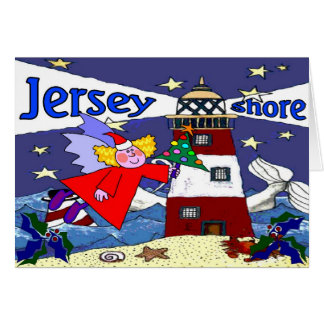 Jersey Shore Holiday Cards