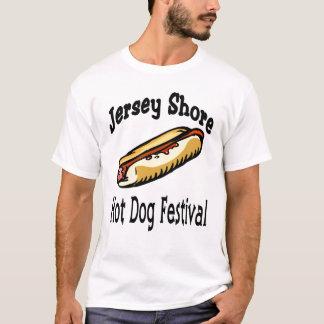 Jersey Shore Hot Dog Fest T-Shirt