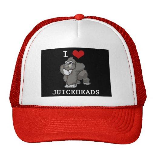 Jersey Shore, I  ♥ Juiceheads Pet Met Netje