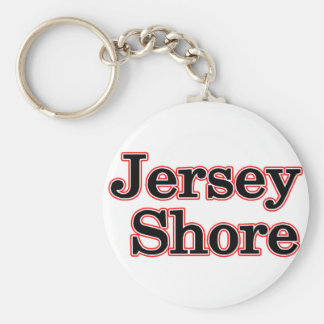 Jersey Shore Keychain
