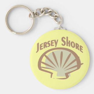 Jersey Shore Keychain