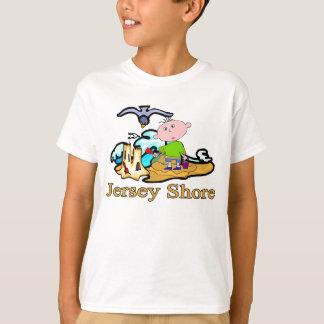 Jersey Shore Kids Sand Castle T-Shirt