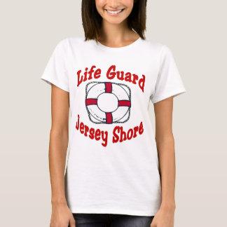 Jersey Shore Life Guard T-Shirt