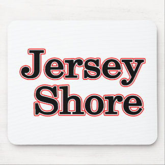 Jersey Shore Mouse Pads