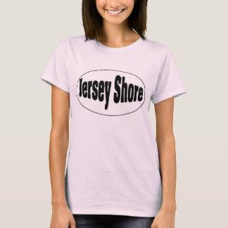 Jersey Shore Oval T-Shirt