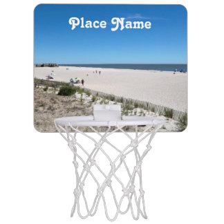 Jersey Shore Mini Basketball Hoop