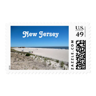 Jersey Shore Postage Stamps