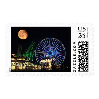 Jersey Shore Postcard Stamp