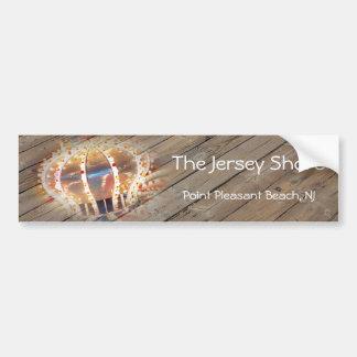 Jersey Shore - Pt. Pleasant Beach - Himalaya Bumper Sticker