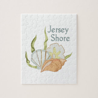 JERSEY SHORE JIGSAW PUZZLE