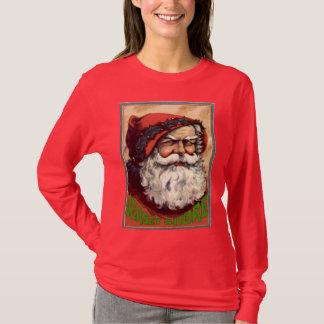 Jersey Shore Santa T-Shirt
