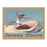 Jersey Shore, Shell Poster, Post Card
