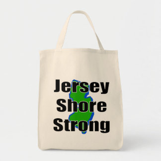 Jersey Shore Strong.png Canvas Bag