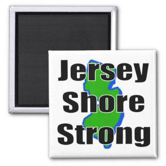 Jersey Shore Strong.png Fridge Magnet