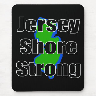 Jersey Shore Strong.png Mouse Pad