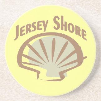 Jersey Shore Vintage Coaster