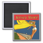 Jersey Shore Vintage Magnets